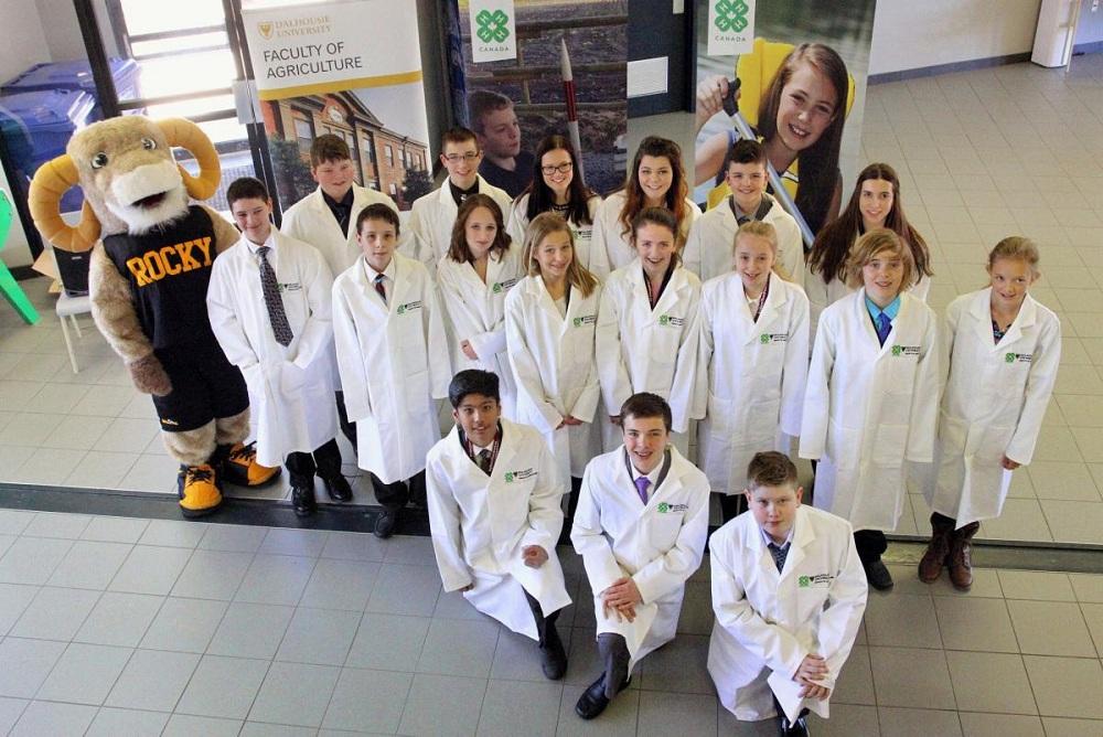 4 – H Canada Science Fair